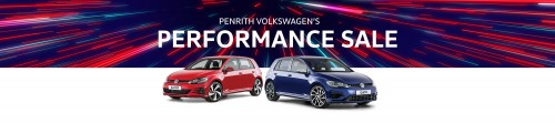 Penrith VW's Performance Sale