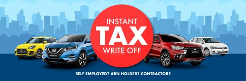Tax Write Off Banner